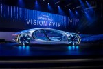 Mercedes-Benz Premieres Vision AVTR Showcar at CES 2020