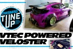 Chris Mcnaughton's Honda VTEC Powered Hyundai Veloster