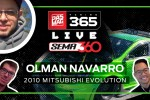 SEMA360 Feature Vehicle Showcase: Olman Navarro's 2010 Mitsubishi Evolution X GSR