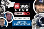 PASMAG Tuning 365: SEMA360 Booth Tour - Vortech Superchargers