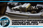 Throttle Thrashers Garage's LHD, AWD, 2JZ Swapped R32 GT-R