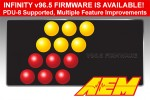 AEM Performance Electronics InfinityTuner v96.5 Firmware Available Now!
