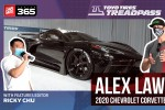 Toyo Tires Treadpass 3D: Alex Lawn's 2020 Chevrolet Corvette