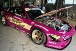 Pandem Widebody V3 Kit for Nissan S13