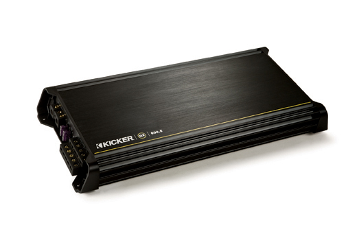 KICKER® DX600.5 Hybrid Amplifier Offers Relentless, Reliable Power to Enhance High-Performance Systems