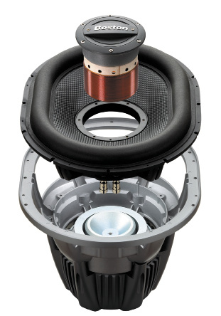 Boston Acoustics SPG555 Subwoofer3