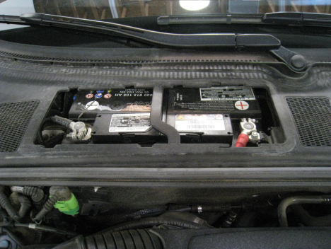 Once the power, ground and signal wiring had been connected, Scott ran the cable for the LCD display up to the front of the car. In this case for the sake of aesthetics, the display would live in the glovebox, and only be brought out to make adjustments, rather than being permanently mounted in plain view using the supplied mount and adhesive pads.
