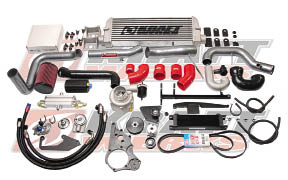 High Boost Supercharger Kit