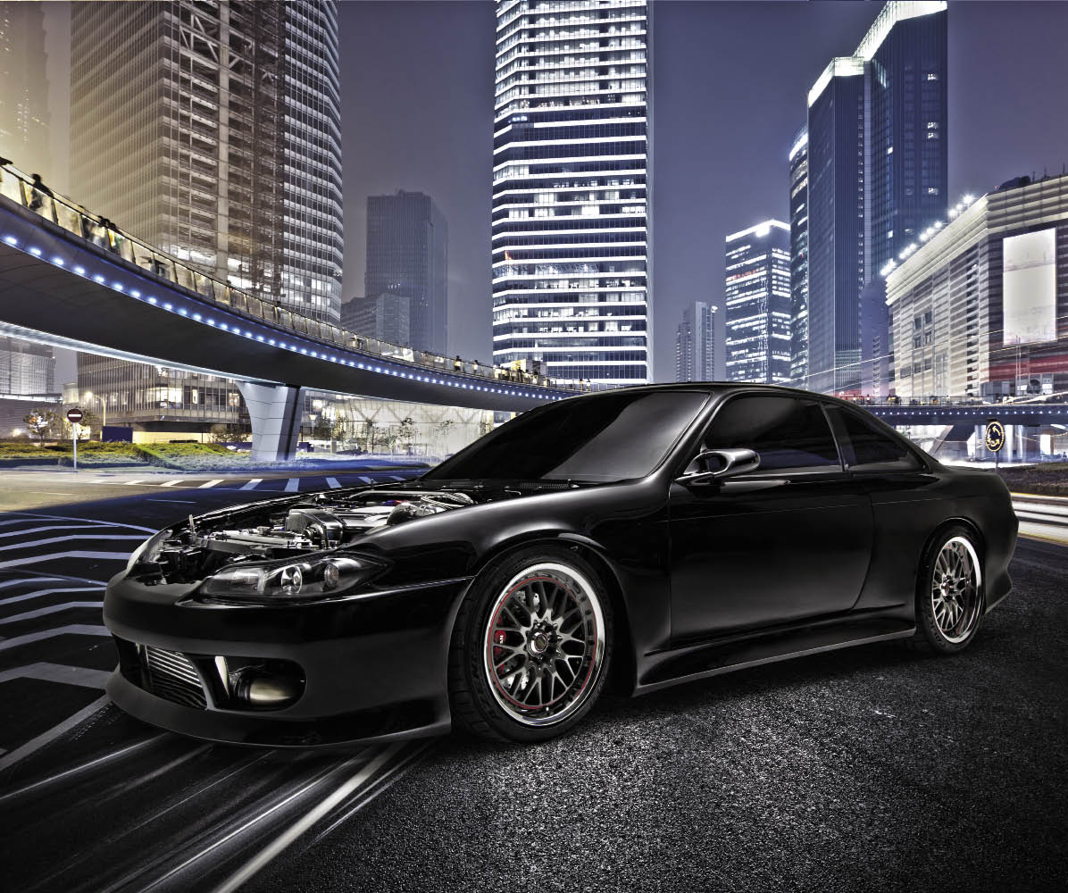 Black Mamba 1995 Nissan Silvia Spec Gt R Pasmag Is The Tuner S Source For Modified Car Culture Since 1999