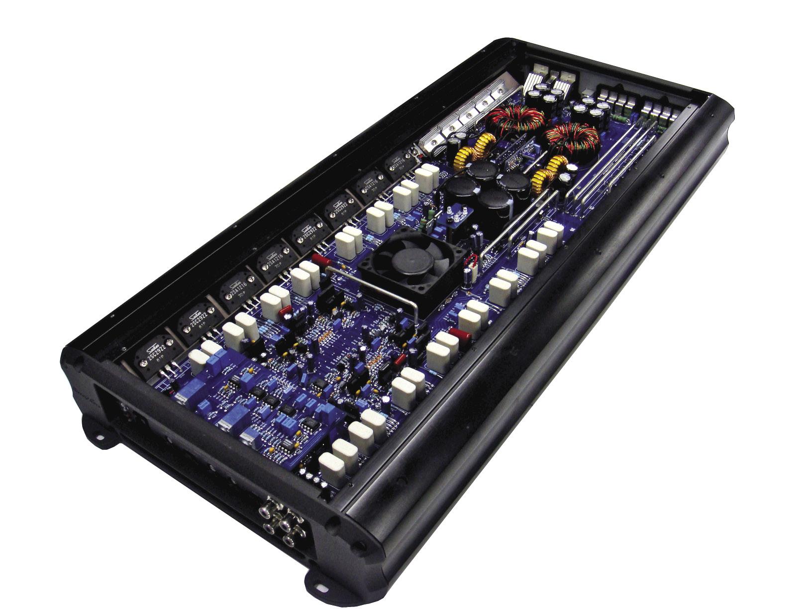 Phoenix Gold Elite 4 Amplifier Review - PASMAG - since ...
