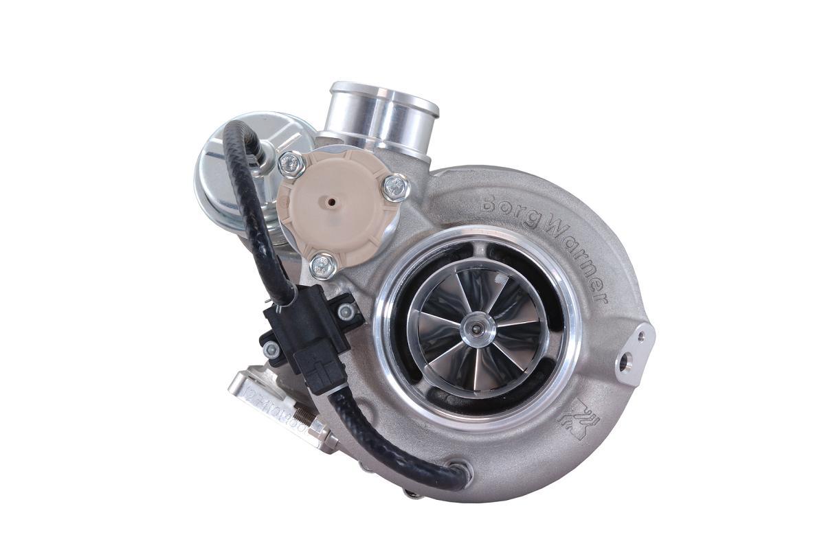 BorgWarner: EFR-Series Turbos - PASMAG - since 1999