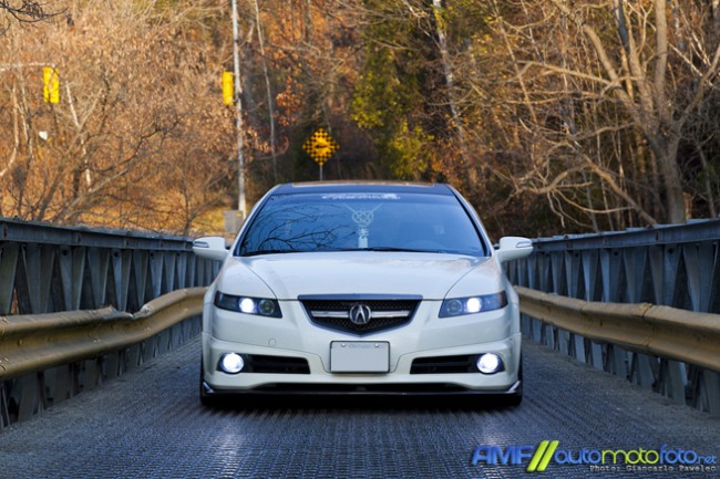 Honda Vip Acura Tl Type S Pasmag Since 1999