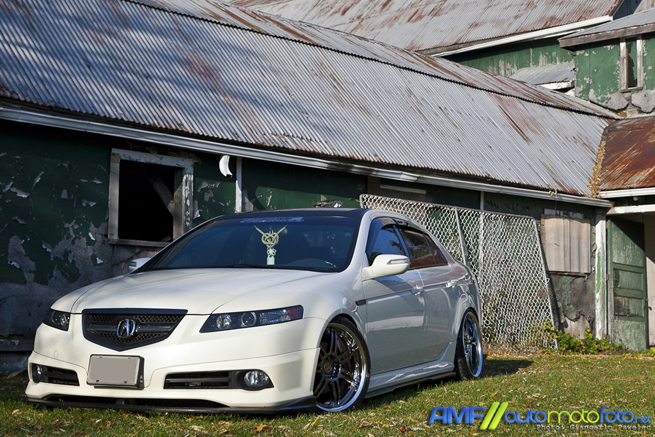 Honda Vip Acura Tl Type S
