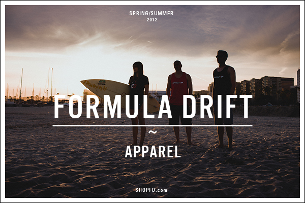 Formula DRIFT Launches New Online Store and Lookbook