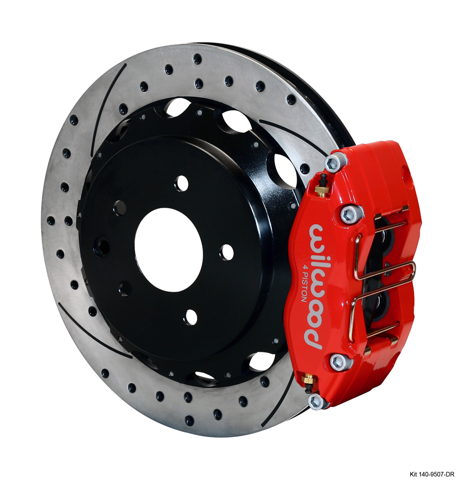 Nissan 350Z/G35 Big Brake Kits